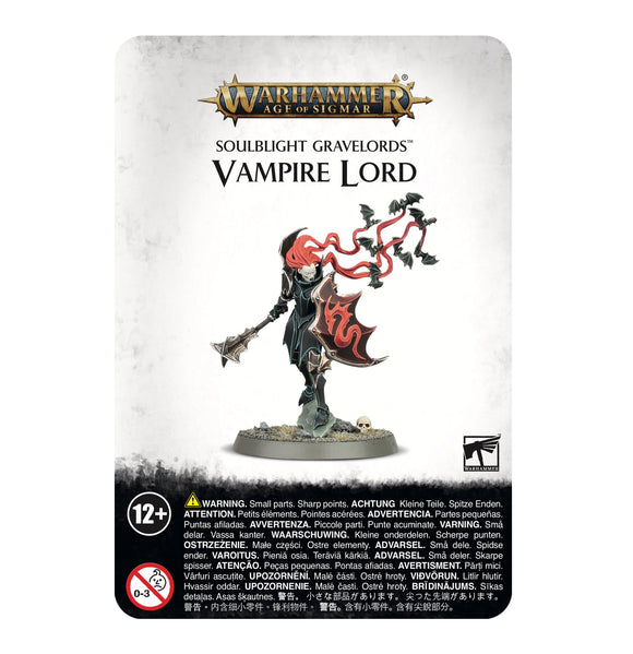 Age of Sigmar: Soulblight Gravelords: Vampire Lord