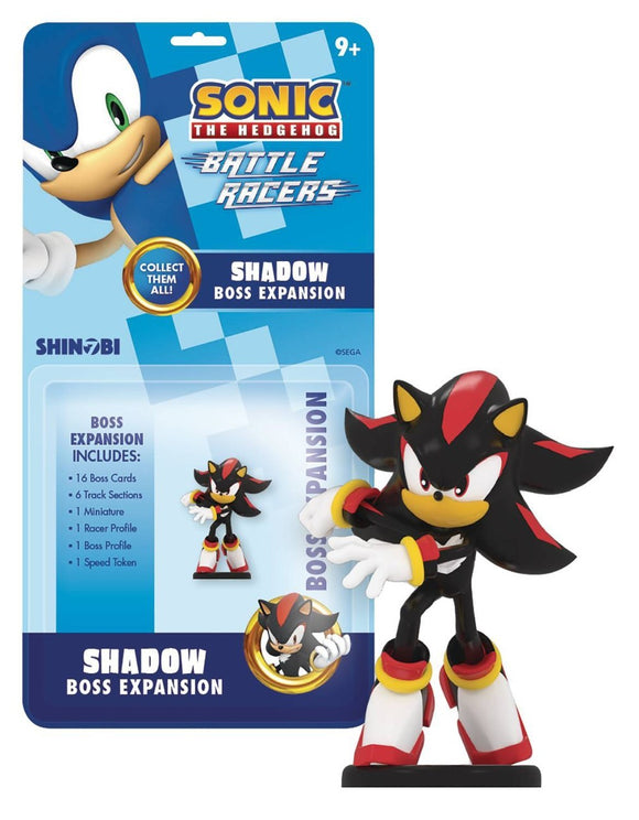 Sonic the Hedgehog: Battle Racers Boss Expansion Shadow the Hedgehog