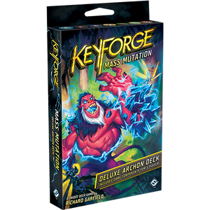 KeyForge: Mass Mutation Deluxe Deck
