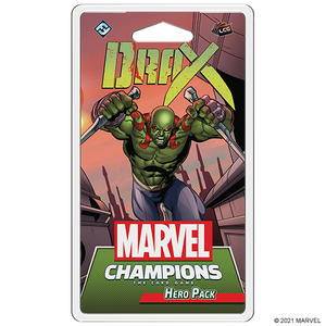 Marvel Champions: Drax Hero Pack