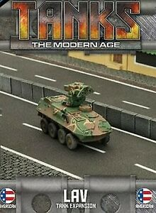 TANKS: The Modern Age US LAV/LAV AT