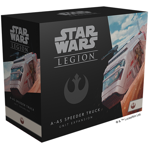 Star Wars Legion: A-A5 Speeder Truck Unit Expansion