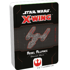 X-Wing: Rebel Alliance Damage Deck