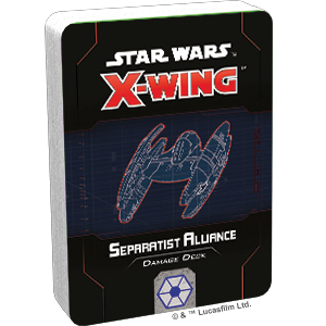 X-Wing: Separatist Damage Deck