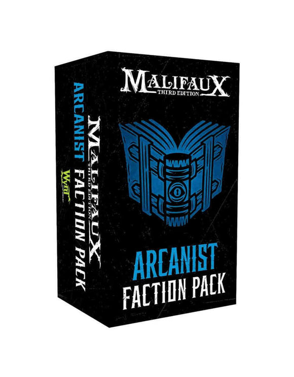 Arcanist Faction Pack (Full faction card pack)