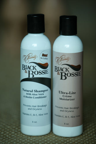 Shampoo and Cream Moisturizer-BB52