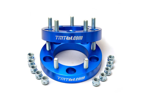 TMT WHEEL SPACERS FOR LC 70, 71, 75, 76 & 200 SERIES - 5 LUGS