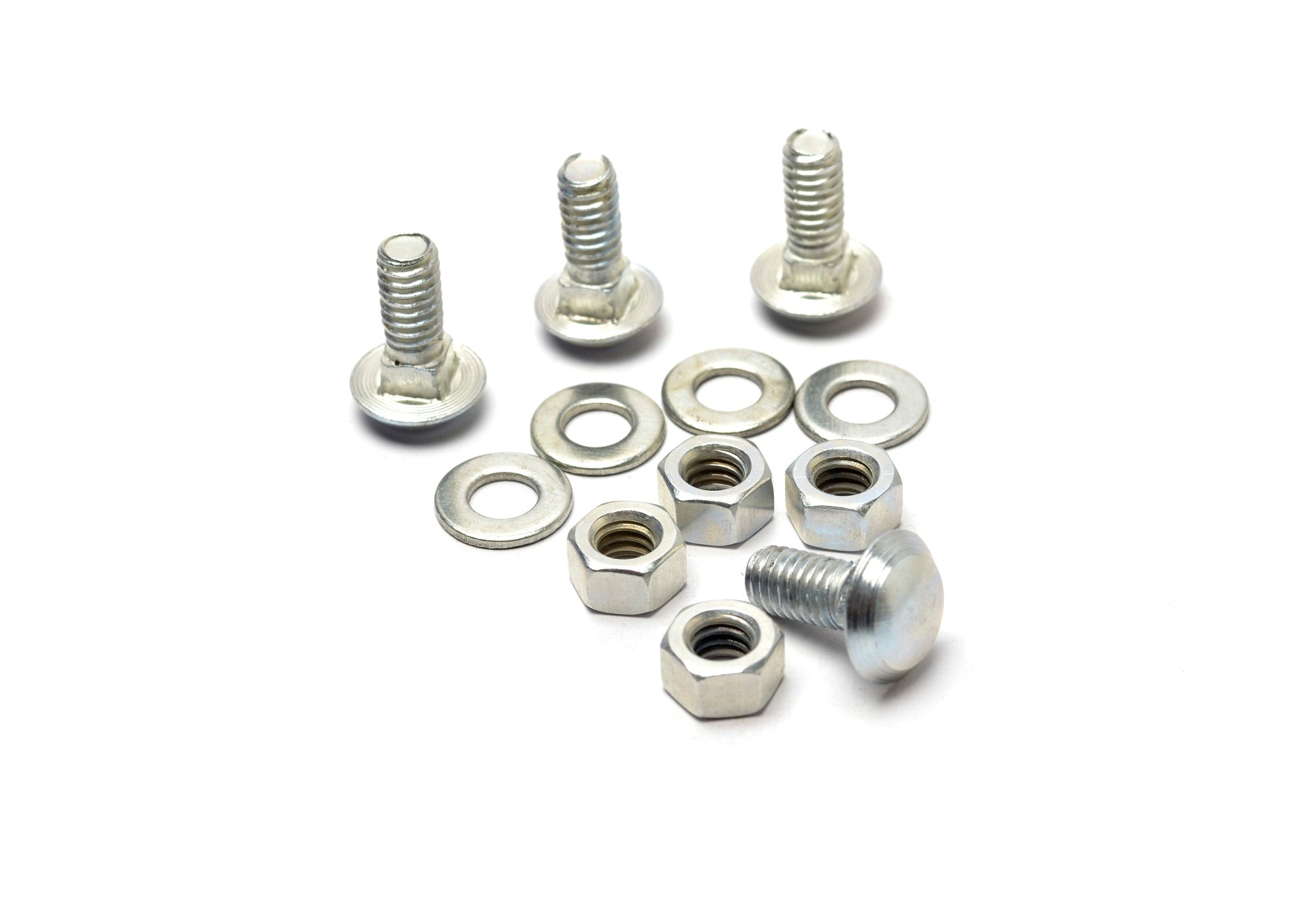 TMT CARRIAGE BOLTS KIT OF FOUR