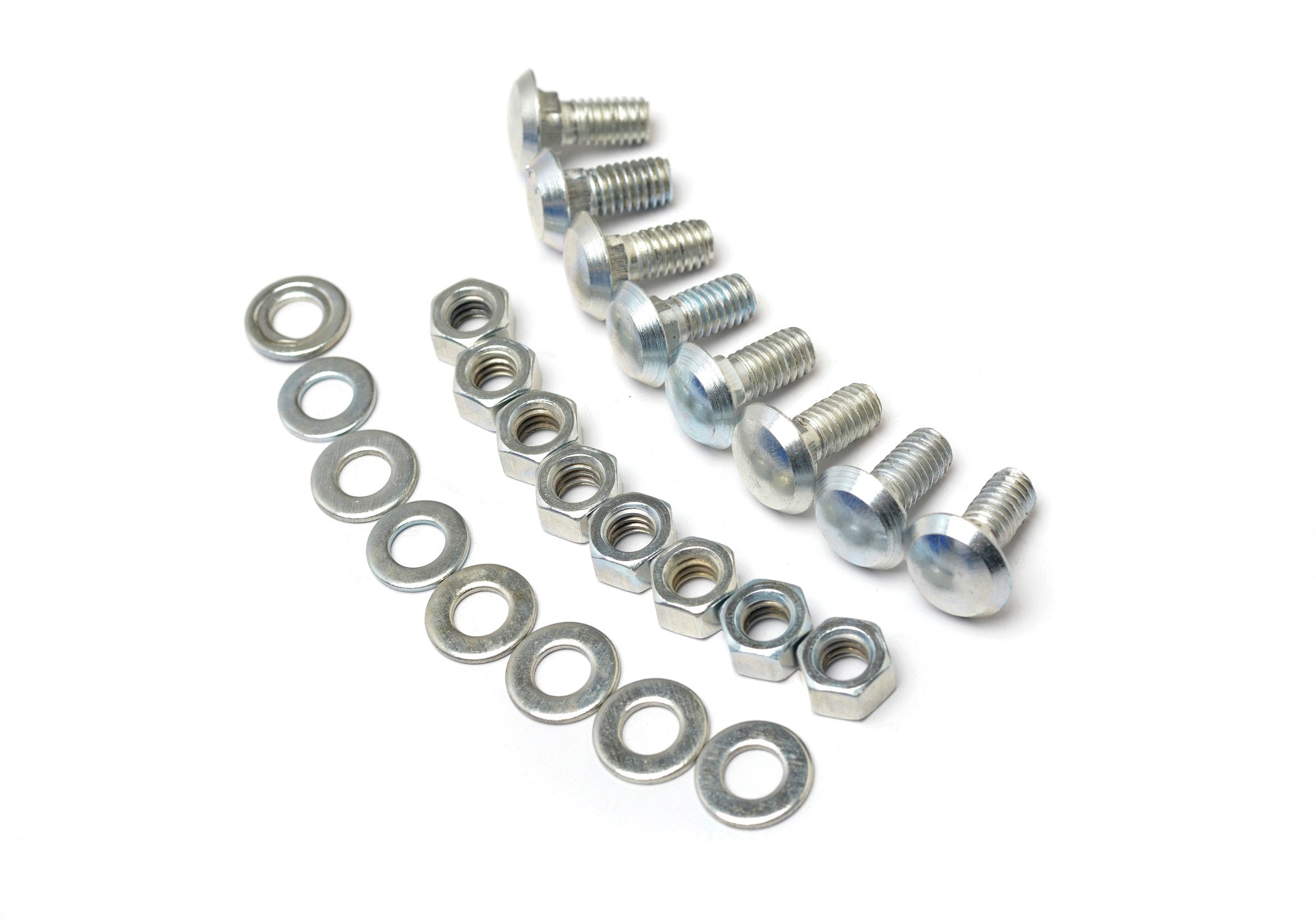 TMT CARRIAGE BOLTS KIT OF EIGHT
