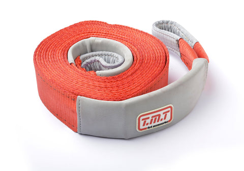 TMT RECOVERY TOW STRAP - HEAVY DUTY (24000 LBS)