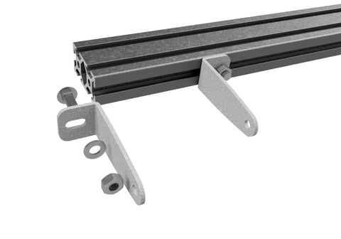 TMT LIGHT BAR MOUNTING BRACKETS FOR CROSSBAR