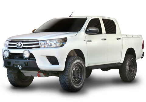 2010 ON TOYOTA HILUX TMT SIDE STEPS
