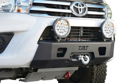 2016 ON TOYOTA HILUX TMT STEALTH BUMPER