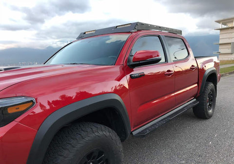 2016 ON TOYOTA TACOMA TMT SIDE STEPS