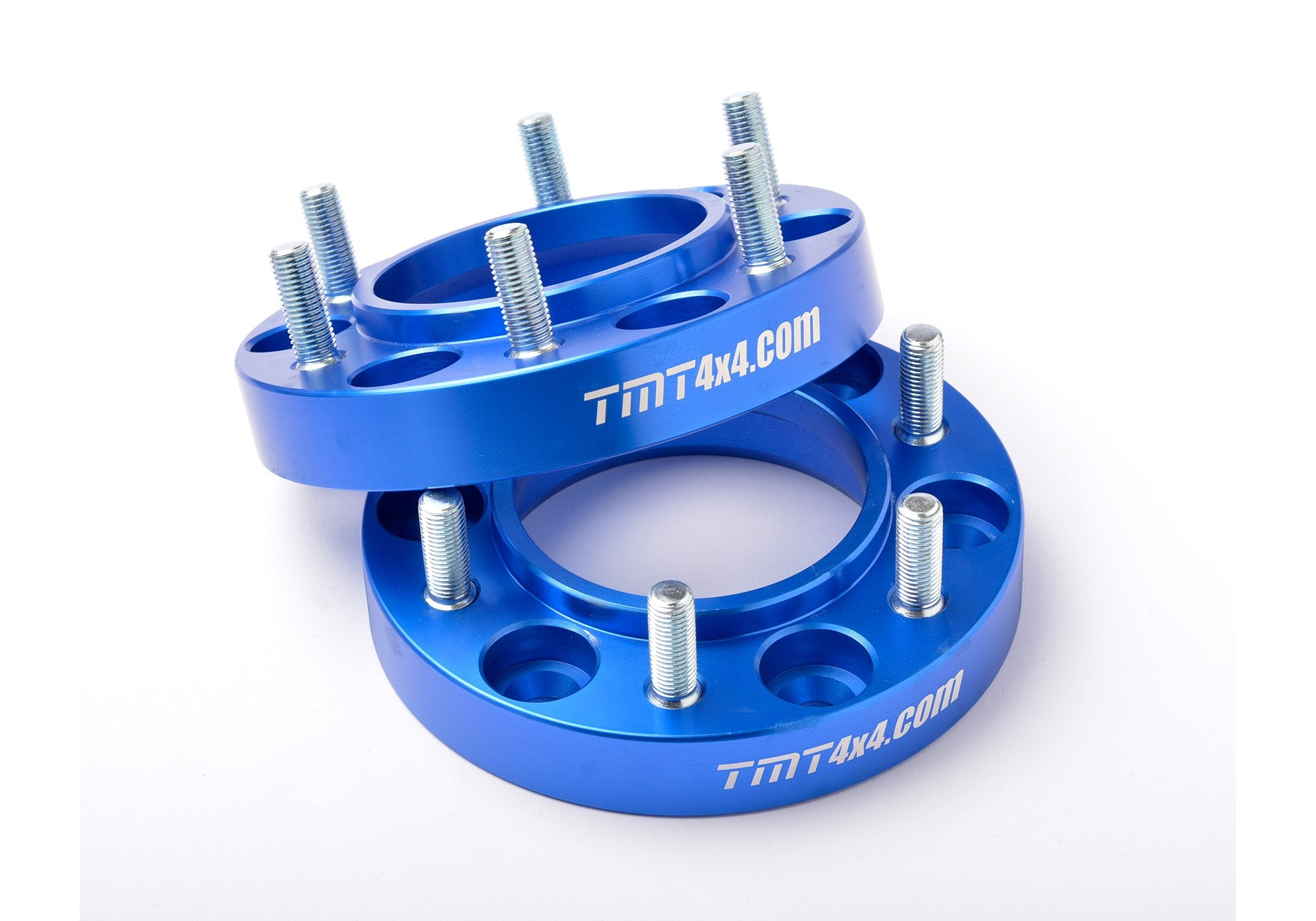 TMT WHEEL SPACERS FOR HILUX (7TH GEN), FJ CRUISER, TACOMA (2ND & 3RD GEN), 4RUNNER (3RD, 4TH & 5TH GEN), LC 90 SERIES - 6 LUGS HUB CENTRIC