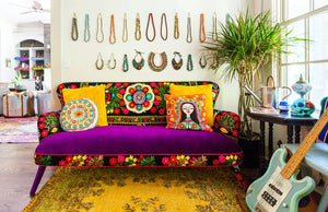 Our Colourful Abode House Tour