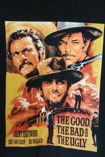 Vintage The Good The Bad and The Ugly Tee