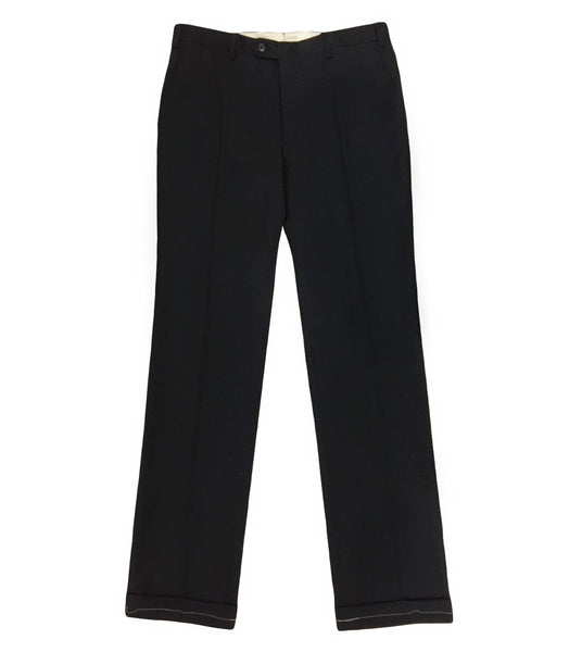 Dark Blue Formal Pants Moena