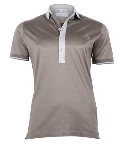 Bronze Jersey Polo