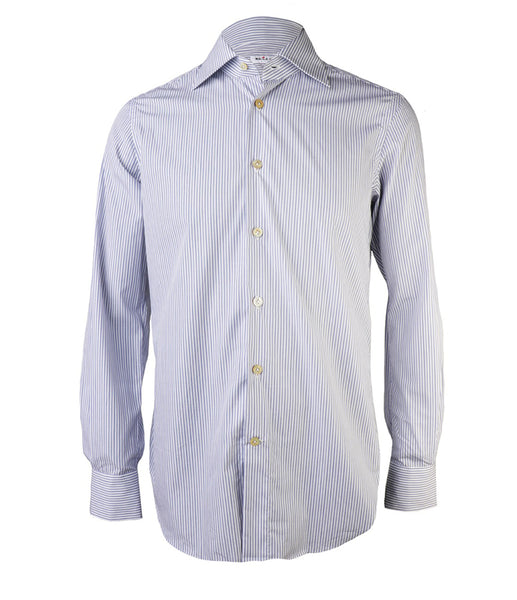 Violet Striped Shirt