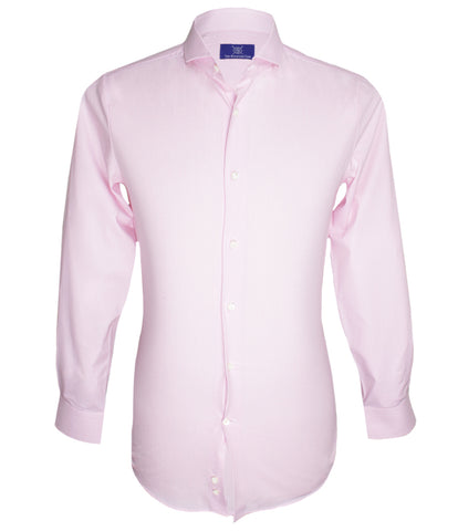 Pink Checkered Shirt, Size 39