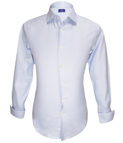Signature Blue Shirt, Size 39