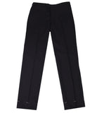 Black Formal Pants, Size 48