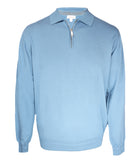 Bluette Polo Sweater, Size XL