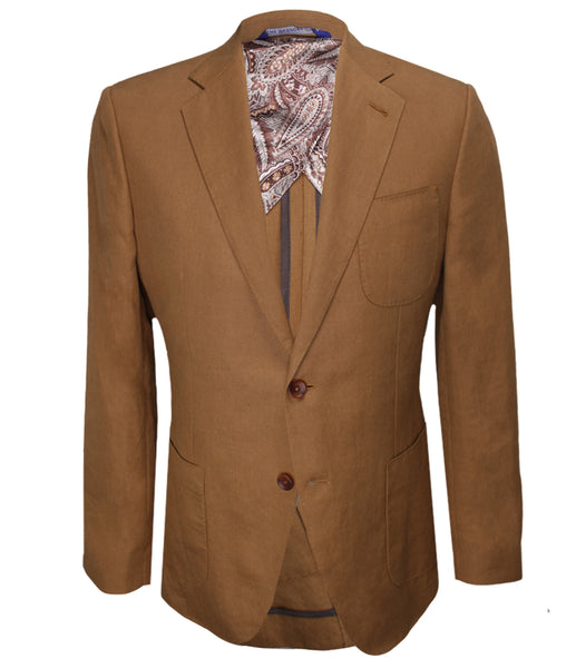 Sand Brown Jacket, Size 42""