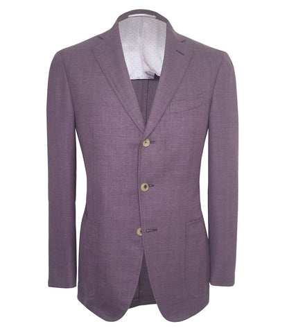 Purple Wool Sport Jacket