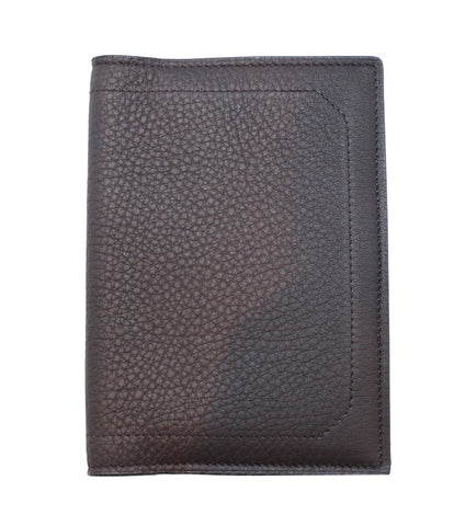 Mahogany Passport Case