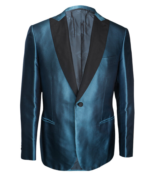 Silk Dinner Jacket Policleto