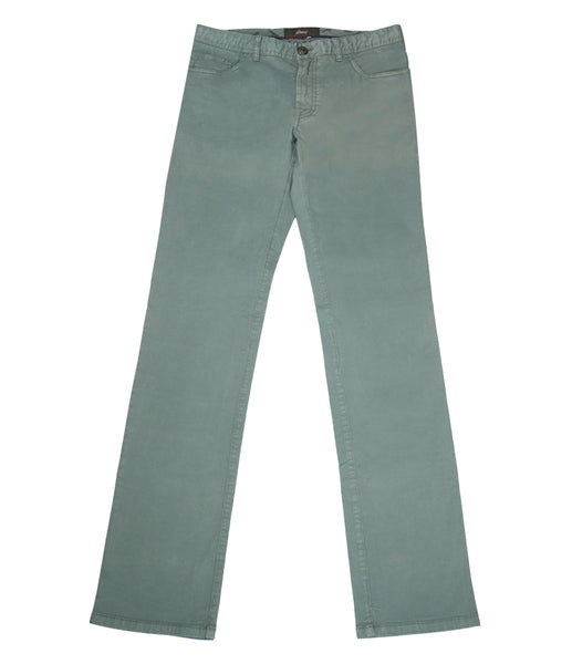 Grey Green Chinos Livigno