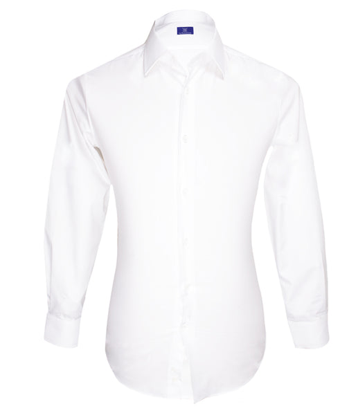 White Dress Shirt, Size 39