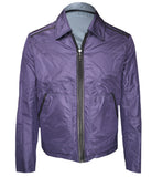Reversible Silk Jacket, Size S