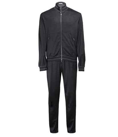 Cotton Silk Tracksuit, size XXL