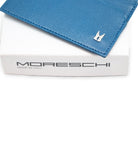 Blue Calf Card Holder