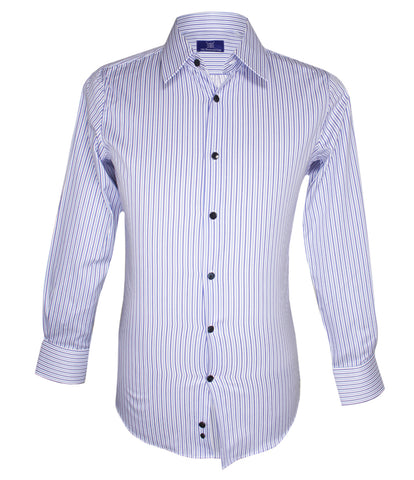 Striped Shirt, Size 39