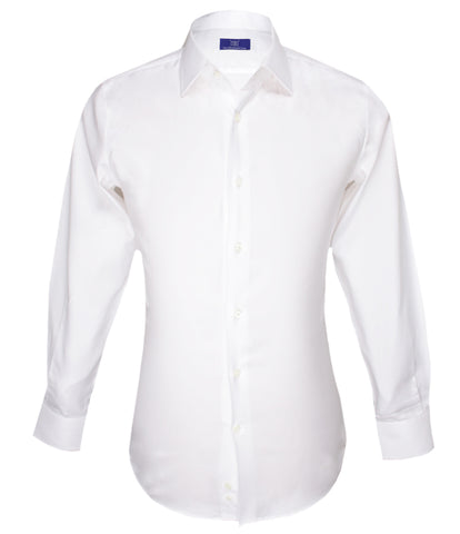 Signature White Shirt, Size 39
