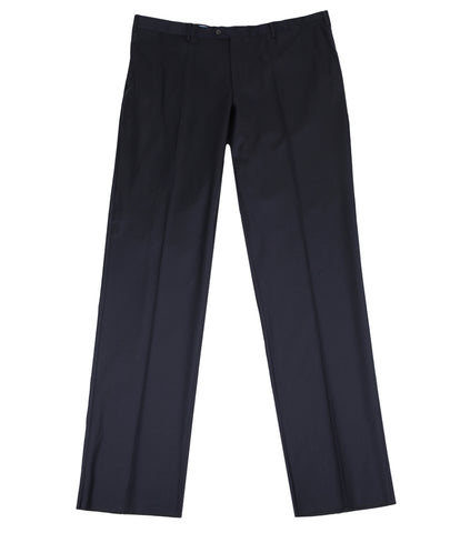 Dark Blue Wool Pants, Size 60