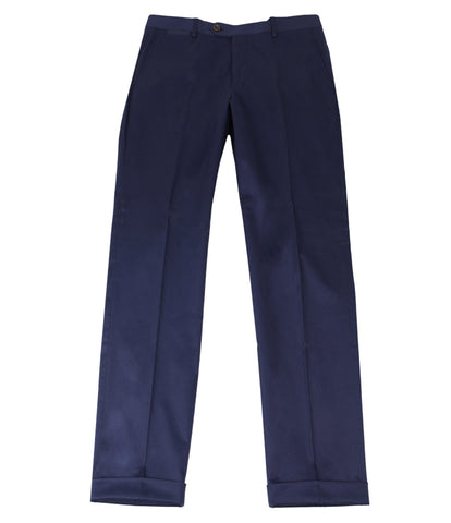 Navy Wool Pants, Size 48