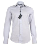 Light Grey Cotton Shirt
