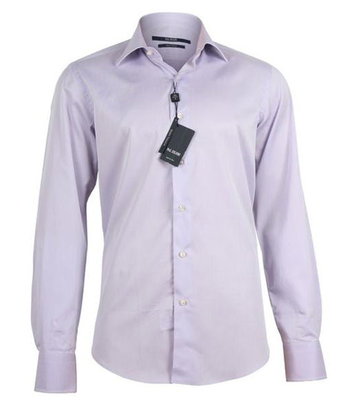 Soft Violet Cotton Shirt
