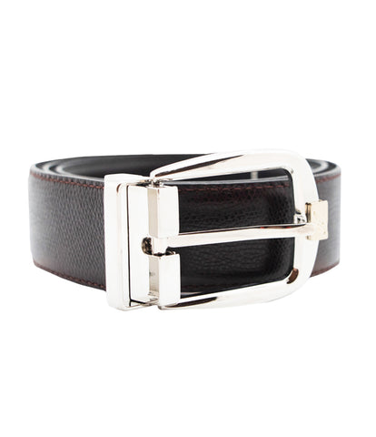 Brown Calfskin Belt