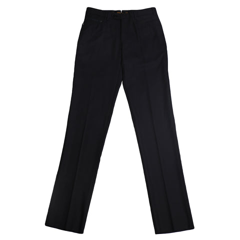 Cashmere Dress Pants, Size 46