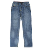 Light Blue Cotton Jeans