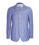 Signature Light Blue Jacket