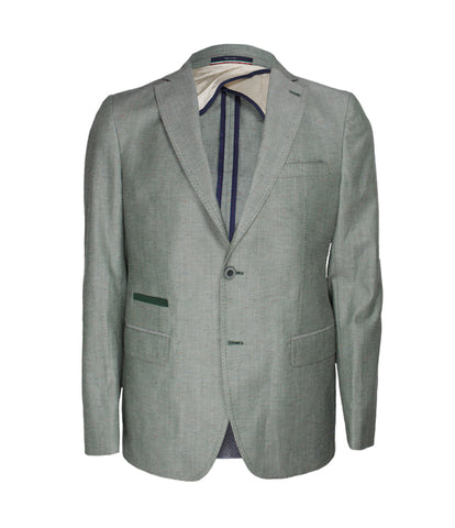 Signature Green Jacket