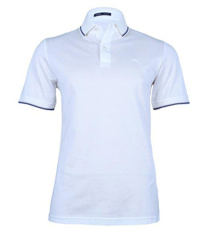 White Cream Polo