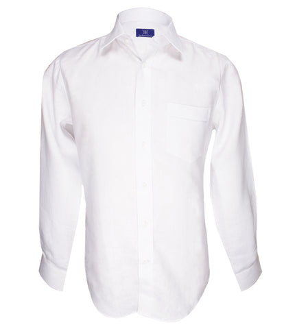 White Shirt With Pocket, Size 40